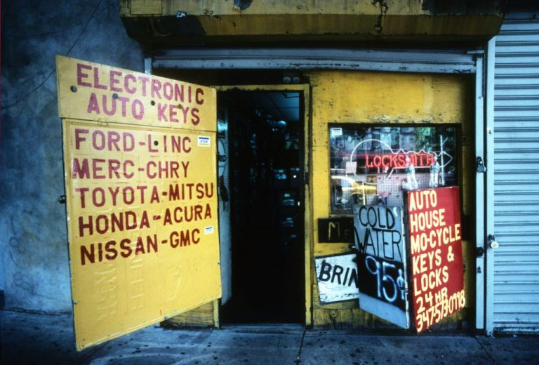 2nd Avenue, NYC - 2003