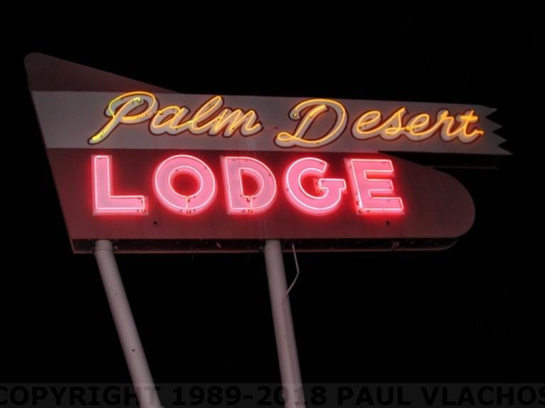 Palm Desert, CA - 1998