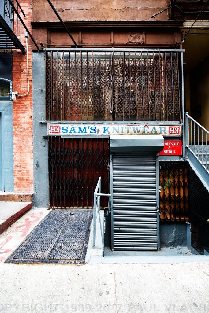 Orchard Street, NYC - 2013
