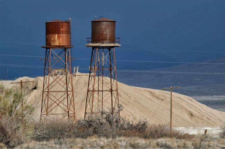 Near Death Valley Junction, California - 2003