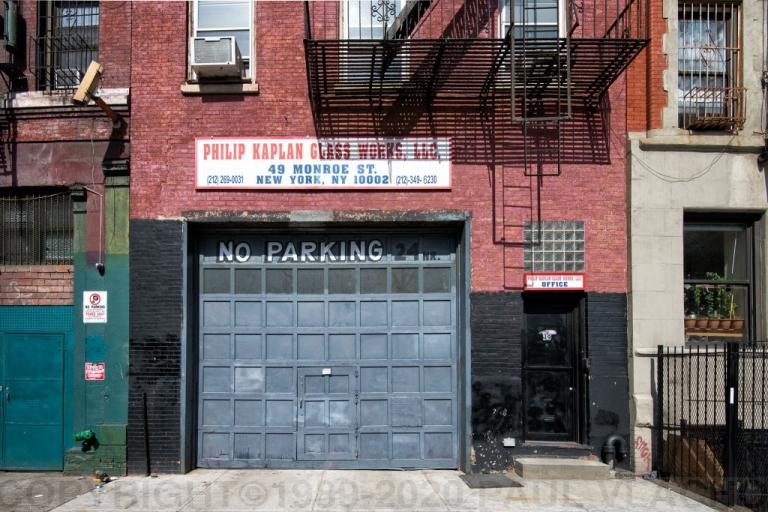 Monroe Street, Lower East Side, NYC