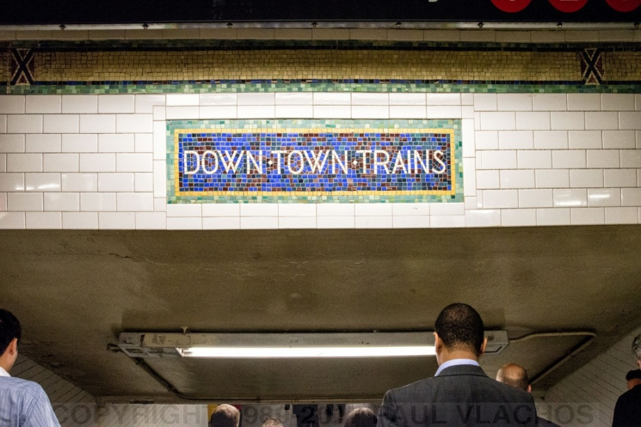 Times Square Station - New York Subway System