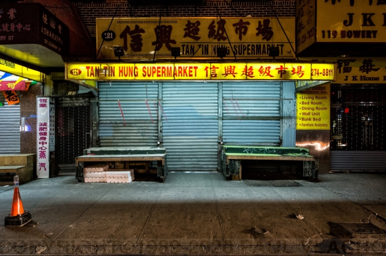 Chinatown, The Bowery, New York City