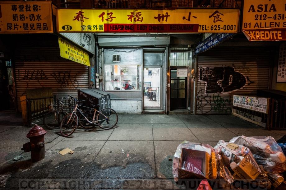 Chinatown, NYC - 2013