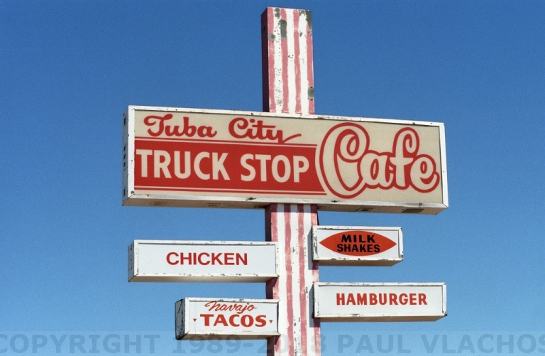 Tuba City, Arizona - 1998