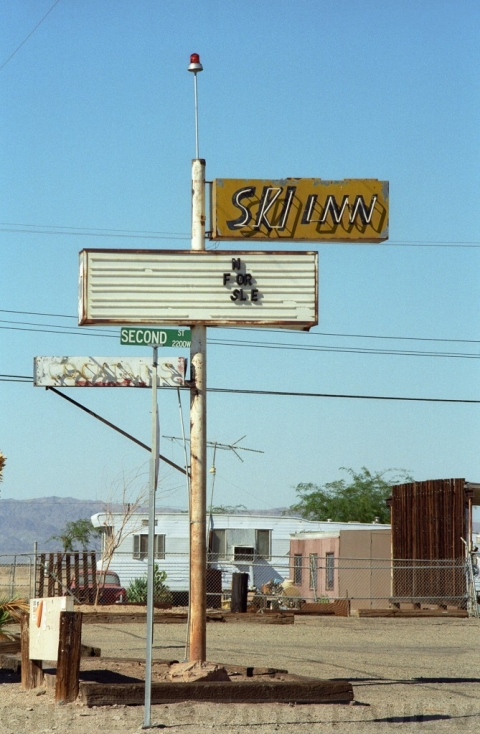 Bombay Beach, California - 1998