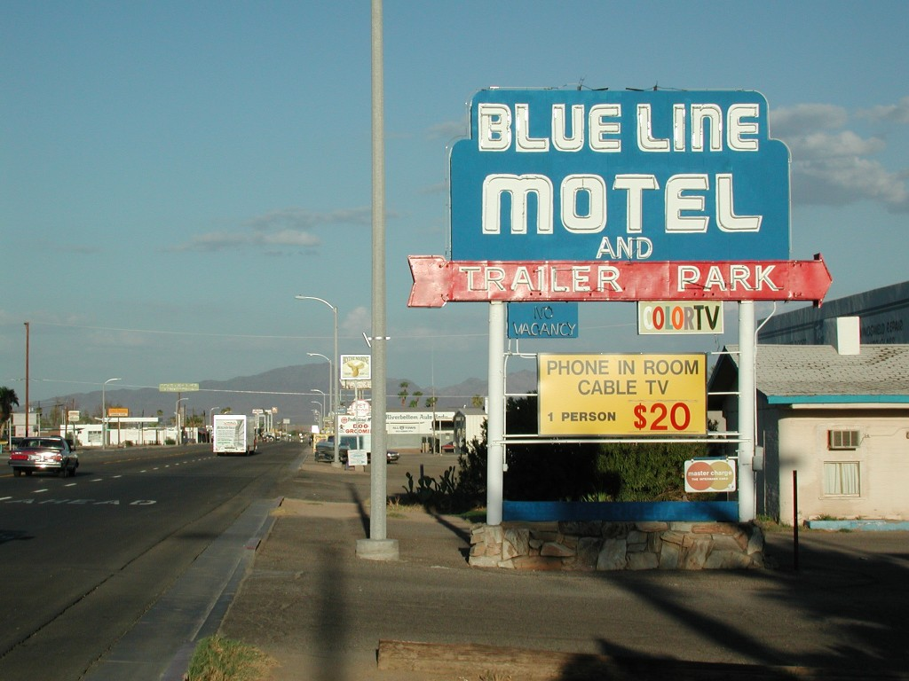 Blythe, California- 1998