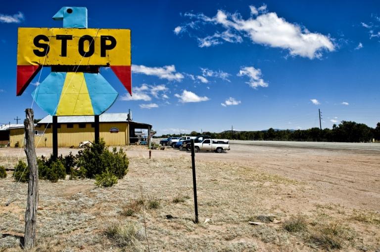 Pietown, New Mexico - 2013