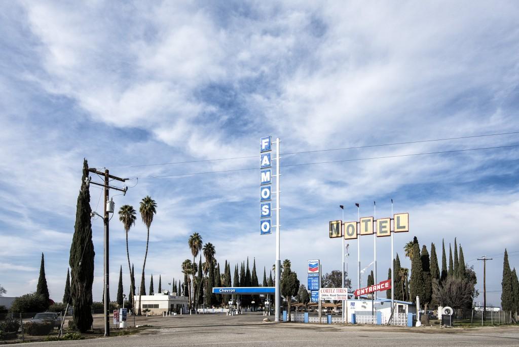 Famoso, California - 2015
