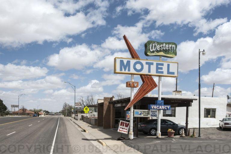 Vaughn, New Mexico - 2015