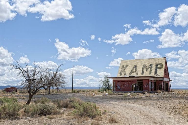Two Guns, Arizona - 2008